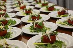 The Oxford Garden Party - second course in a delicious farm to table dinner. www.tourismoxford.ca