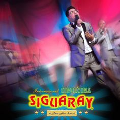 Lalo Huerta, cantante de Sonorisima Siguaray