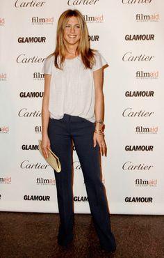 Jennifer Aniston: Style Evolution | StyleCaster