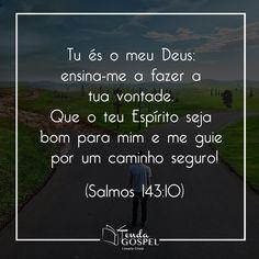 Lindo Salmo. Livraria Cristã Tenda Gospel.  #bíblia #versículo #salmo #deus #deusnocontrole #deusnocomando #amor #fé #jesus #salvação #livrariatendagospel #tendagospel
