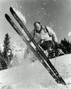 WARREN MILLER ....The Steven Spielberg of Skiing. ULTIMATE SKI BUM