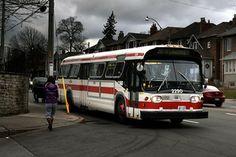 "Toronto Transit Commission (TTC) GM ""New Look"" Bus | Flickr - Photo Sharing!"