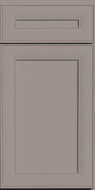Merillat Classic Shaker-style Portrait cabinet door with five ...