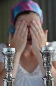 "Blessing the Shabbat Lights – A ""Modern"" Jewish Ritual"
