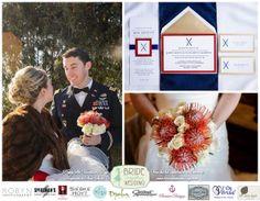 Ski Wedding Invitation, Menu, & Placecards | Iron Leaf Press