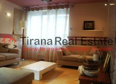 Tirana, for Rent 2 bedroom Apartment at Shyqyri Brari Street. Apartment with surface 110sqm is paved in tiles, located on the 2-nd floor of a new building. The apartment has 2 bedrooms, 1 living room, 2 bathrooms and 1 balcony. It is fully furnished, 2 AC. Orientation North-East.Price 500 Euro/month.