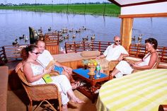 Luxury Houseboats, Kerala, Vacations, Natural Beauty, Entertainment, Tours, Nature, Travel, Holidays