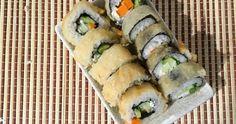 Sushi Vegetariano – Vegano 🍙