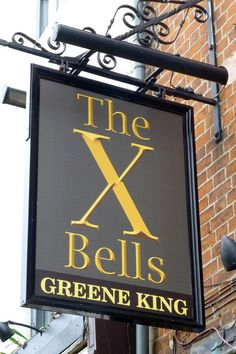 X Bells - Ten Bells, Norwich. | Flickr - Photo Sharing!
