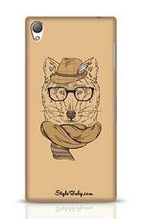 Mr. Fox Sony Xperia Z3 Phone Case