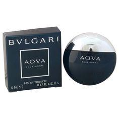 23b1506af61 Bvlgari Aqva Men's 5 ml Eau de Toilette Splash Bulgari Aqua, 5 Ml, Bvlgari