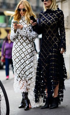 Sunday's Inspiration: Crochet | BeSugarandSpice - Fashion Blog
