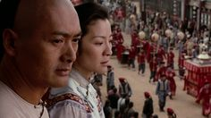 Merc With A Movie Blog: Foreign Film Spotlight: CROUCHING TIGER, HIDDEN DR...