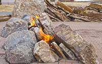 fire bowl warming trends, different idea