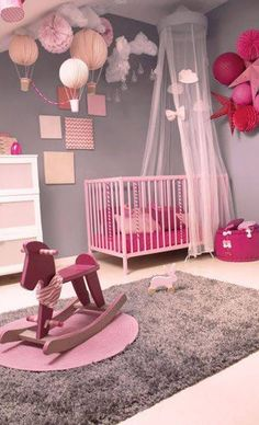 If I have another kiddo and its a girl. Would switch the pink to lavenders and blues