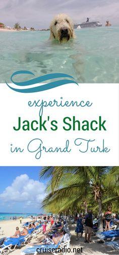 #jacksshack #grandturk #caribbean #island #paradise #beach #ocean #cruise #ship #cruising #travel #vacation