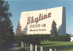 """For the friends of my misbegotten youth: """"Snack bar close in five minutes!"""" Skyline Drive-In, Waynesboro, VA Waynesboro Virginia, Drive In Movie Theater, Virginia History, Picture Places, Virginia Is For Lovers, Old Dominion, Shenandoah Valley, Blue Ridge Mountains, Classic Image"""