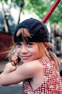 omg when i was little i was obssessed with the movie it takes two and i wanted to be just like the bad orphan olsen!