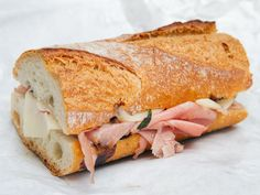 An Italian sandwich truck with sliced-to-order meat and cheese from Di Palo's? Cajun Recipes, Italian Recipes, Sandwich Shops, Food Stall, Serious Eats, Fish And Chips, French Food, Southern Recipes, Food Plating