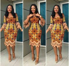 Last Eye-Popping Ankara Gown Styles. This season Eye-Popping Ankara Gown Styles started with a bang, African Dresses For Women, African Print Dresses, African Fashion Dresses, African Attire, African Wear, African Women, Ankara Styles For Women, African Outfits, African Prints