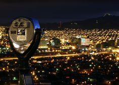El Paso Scenic View