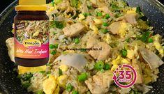 Chinese nasi (nasi van Chinees restaurant uit Suriname) - Surinaams eten