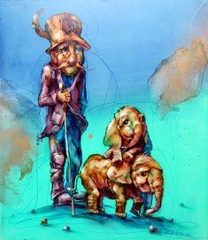 Bébicsősz, 70x60cm, olaj. Antique Stores, The Magicians, Marvel, Antiques, Artist, Painting, Fictional Characters, Nice, Antique Shops