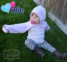 Fan Photo Friday: Thank you to @Real Moms Real Views for this adorable picture of The Minkey in action! #olie #minkey #fanphoto #Friday #review #cute #baby