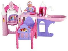 Amazon.com: Disney Princess Nursery Playcenter: Toys & Games