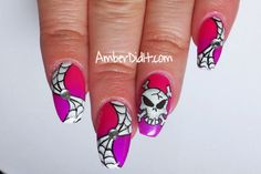 Amber did it!: Life is too short for boring nails!