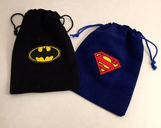 Lego Batman Party, Batman Birthday, Superhero Birthday Party, Batman Vs Superman, Favor Bags, Treat Bags, Party Bags, Party Gifts, String Bag