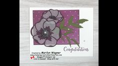 Here's another awesome bundle in the 2020 January to June Mini Catalogue! Actually you'll find two, yes TWO, awesome bundles on pages 26 & 27 of the catalogu. Line Art Images, Watercolor Effects, Beautiful Lines, Poppies, Stamping, Congratulations, About Me Blog, Posts, Make It Yourself