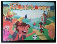 Pequeños Arqueólogos, un juego de mesa del mundo taíno | Aprendizaje Divertido