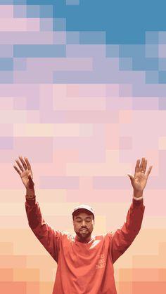 Group of Kanye West Iphone Wallpaper Ocean Wallpaper, Rap Wallpaper, Wallpaper Iphone Cute, Wallpaper Backgrounds, Iphone Backgrounds, Kid Cudi, Dope Wallpapers, Aesthetic Wallpapers, Kanye West Wallpaper