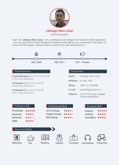 example 13 i will design resume awesome cv for you for 5 https