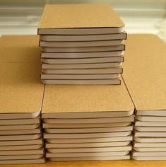 Plain Notebook, Lined Notebook, Work Gifts, Blank Book, Handmade Journals, Custom Notebooks, Book Binding, Journal Notebook, Travelers Notebook