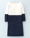 Colourblock Tunic Dress