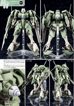 HHIB Features: HGBF 1/144 Accelerate GN-X - Gundam Kits Collection News and Reviews