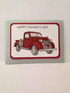 Father'Day Card painted by Kae using Spectrum Noir Pens