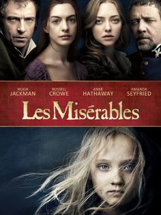 Les Miserables lands on DVD and Blu-Ray and brings home the Oscar-winning musical. The Les Miserables DVD and Blu-Ray is chock full of. Cinema Tv, Films Cinema, I Love Cinema, Film Musical, Film Music Books, Anne Hathaway, The Best Films, Great Movies, Amazing Movies