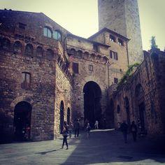 San Gimignano Florence, Italy