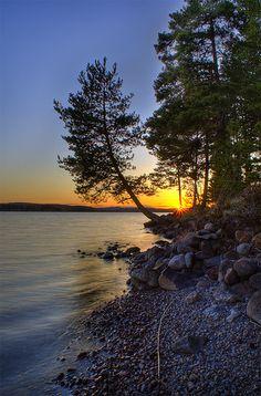 Falun, Dalarna by thomaslarsson, via Flickr