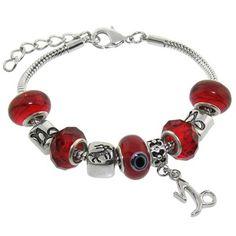 """Charmed Feelings"" Capricorn Charms Bracelet on mysale.com"