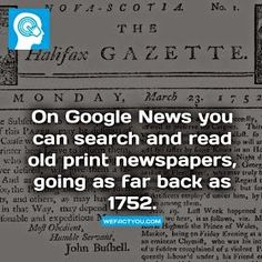 Click on the image to go to the original source    I saw this pin on pinterest and I was so excited!  Newspapers are a great resource fo...