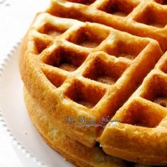 Best Belgian Waffle Recipe With Butter.My Favorite Buttermilk Waffles Sally's Baking Addiction. Buttery Golden Buttermilk Waffles Sprinkle Some Sugar. Home and Family Breakfast Waffles, What's For Breakfast, Pancakes And Waffles, Breakfast Dishes, Breakfast Recipes, Fluffy Waffles, Mexican Breakfast, Pancake Recipes, Breakfast Sandwiches
