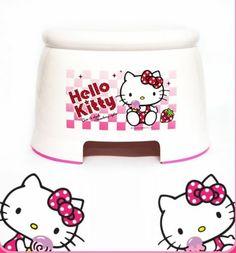 HELLO KITTY Cats Bath Chair Bathroom ideas Hello kitty pictures Bathrooms design