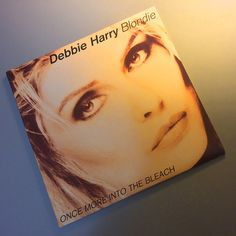 Debbie Harry/Blondie-Once More Into The Bleach On Vinyl Record