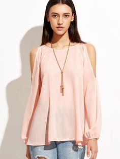 Shop Open Shoulder Raglan Sleeve Top online. SheIn offers Open Shoulder Raglan Sleeve Top & more to fit your fashionable needs.