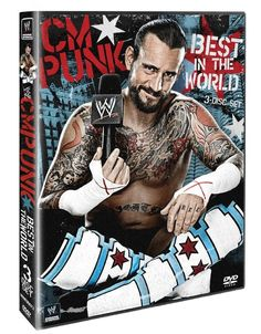 Shop WWE: CM Punk Best in the World [Blu-ray] at Best Buy. Find low everyday prices and buy online for delivery or in-store pick-up. Cm Punk, Wwe Raw And Smackdown, Jeff Hardy, Wwe Tna, Wwe World, John Cena, Wwe Wrestlers, Professional Wrestling, Challenges