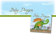 Baby Dragon by Amy Ehrlich - Q&A with Author  Blending just the right amount of excitement and apprehension, this deeply satisfying story confronts a child's common fear, and offers the ultimate comfort. HC 9780763628406 / Ages 4-8 yrs / GRL L